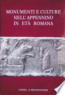 Monumenti e culture nell'Appennino in età romana