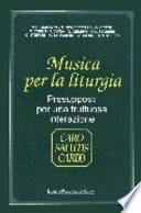 Musica per la liturgia