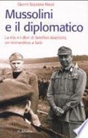 Mussolini e il diplomatico