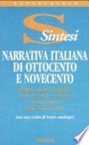 Narrativa italiana di Ottocento e Novecento