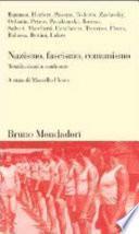 Nazismo, fascismo, comunismo