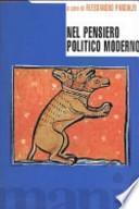 Nel pensiero politico moderno