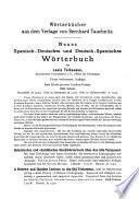Neues italienisch-deutsches und deutsch-italienisches Wörterbuch