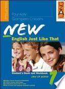 New English just like that. Con CD Audio. Per la Scuola media