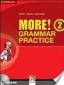 New more! Grammar practice. Per la Scuola media. Con CD-ROM