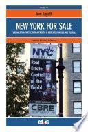 New York for sale. L'urbanistica partecipata affronta il mercato immobiliare mondiale