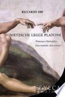 Nietzsche legge Platone