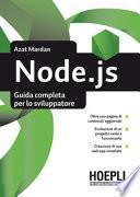 Node.js. Guida completa per lo sviluppatore