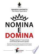 Nomina e domina