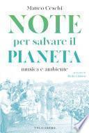 Note per salvare il pianeta