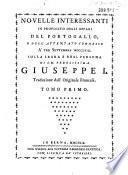 Novelle interessanti in proposito degli affari del Portogallo, e dell'attentato commesso a'tre settembre 1758, sulla ...