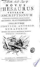 Novus thesaurus veterum inscriptionum