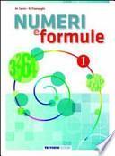 Numeri e formule. Per la Scuola media