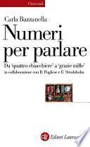 Numeri per parlare
