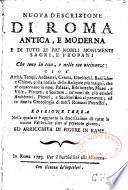 Nuova descrizione di Roma antica, e moderna...