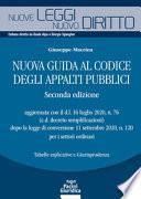 Nuova guida al codice degli appalti pubblici