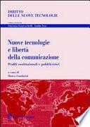 Nuove tecnologie e libertà della comunicazione