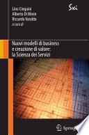 Nuovi modelli di business e creazione di valore: la Scienza dei Servizi