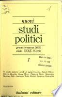 Nuovi studi politici
