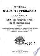 Nuovissima Guida topografica di Trieste