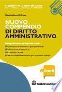 Nuovo compendio di diritto amministrativo