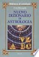 Nuovo dizionario di astrologia