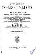Nuovo dizionario inglese-italiano e italiano-inglese