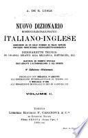 Nuovo dizionario moderno-razionale-pratico inglese-italiano