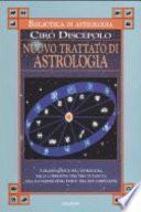 Nuovo trattato di astrologia