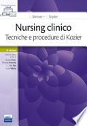 Nursing clinico. Tecniche e procedure di Kozier