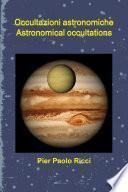 Occultazioni astronomiche - Astronomical occultations