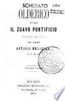 Olderico, ovvero Il zuavo pontificio Racconto del 1860