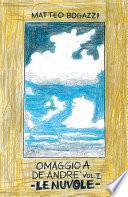 Omaggio a De André Vol. 2 - Le Nuvole