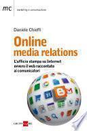 Online media relations