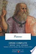 Opere complete. 7. Minosse, Leggi, Epinomide