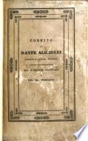 Opere minori di Dante Alighieri