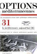 Options méditerranéennes