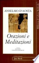 Orazioni e meditazioni