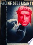 Pagine della Dante pubblicazione bimestrale della Società nazionale Dante Alighieri