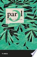 Parol. Quaderni d'arte e di epistemologia (2019)