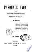 Pasquale Paoli, ossia la rotta di Pontenuovo racconto corso del secolo 18