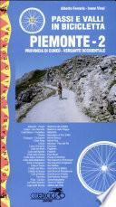 Passi e valli in bicicletta. Piemonte
