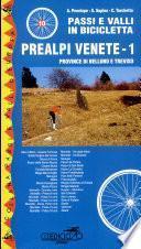 Passi e valli in bicicletta. Prealpi venete