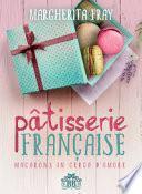 Pâtisserie française. Macarons in cerca d'amore