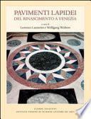 Pavimenti lapidei del Rinascimento a Venezia