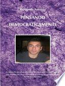 Pensando democraticamente