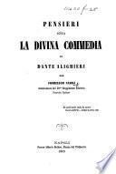 Pensieri sopra la Divina Commedia di Dante Alighieri