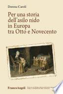 Per una storia dell'asilo nido in Europa tra Otto e Novecento