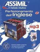 Perfezionamento dell'inglese. Con CD Audio formato MP3