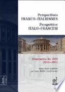 Perspectives franco-italiennes